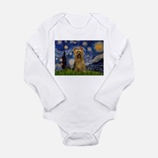 Starry Night Silky Terrier (B Long Sleeve Infant B