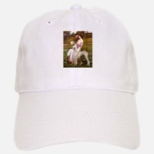 Wind Flowers & Sloughi Baseball Baseball Cap