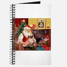 Santa's Tibetan Spaniel Journal