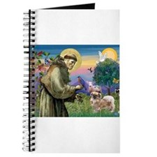 St. Francis & Tibetan Spaniel Journal