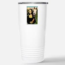 Mona's Arabian Horse (#1) Travel Mug