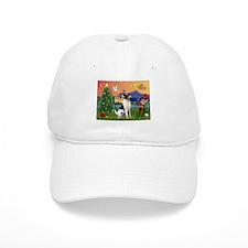 Xmas Fantasy & Toy Fox T Baseball Cap