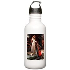 The Knight & Lucky Water Bottle