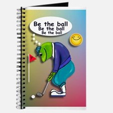 Be the Ball (#1) Journal
