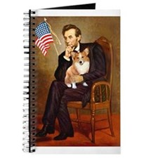 Lincoln & His Welsh Corgi Journal