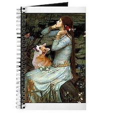 Ophelia & her Corgi (Pem) Journal