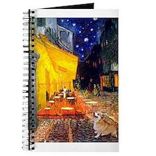 Terrace Cafe & Corgi (Pem) Journal