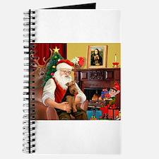 Santa's Welsh Terrier Journal