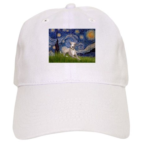 Starry Night & Whippet Cap