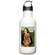 Mona/Golden Therapy Water Bottle