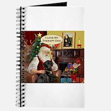 Santa's black Lab (TH) Journal