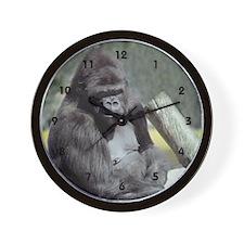 Big Gunns Gorilla Wall Clock