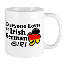 Irish German Girl Mug