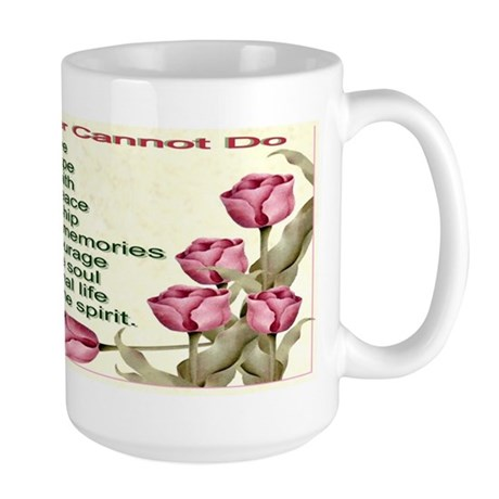 Limits of Cancer Large Mug