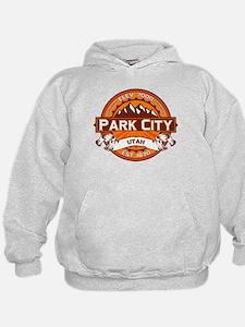 Park City Tangerine Hoodie