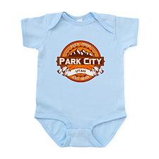 Park City Tangerine Infant Bodysuit