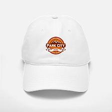 Park City Tangerine Baseball Baseball Cap