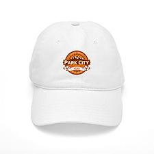 Park City Tangerine Baseball Cap