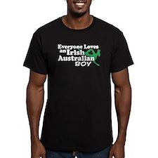 Irish Australian Boy T