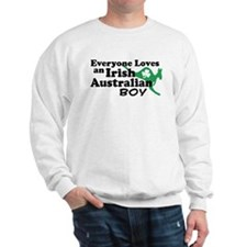 Irish Australian Boy Sweatshirt
