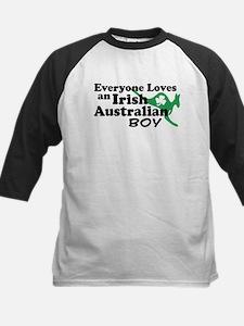 Irish Australian Boy Tee