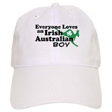 Irish Australian Boy Baseball Cap