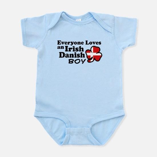 Irish Danish Boy Infant Bodysuit
