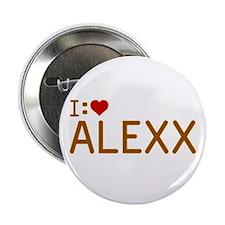 "I Heart Alexx 2.25"" Button"
