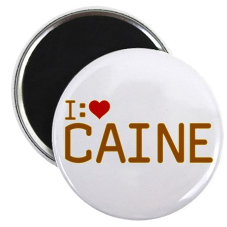 "I Heart Caine 2.25"" Magnet (100 pack)"