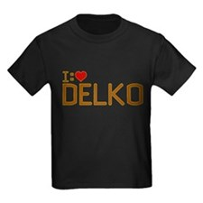 I Heart Delko T