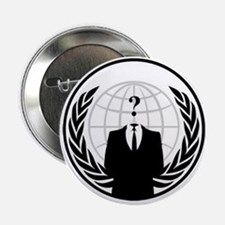 """Anonymous 2.25"""" Button (10 pack)"""