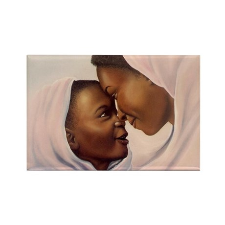 Mothers Moment Rectangle Magnet (100 pack)