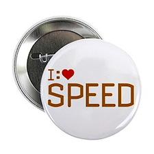 "I Heart Speed 2.25"" Button"