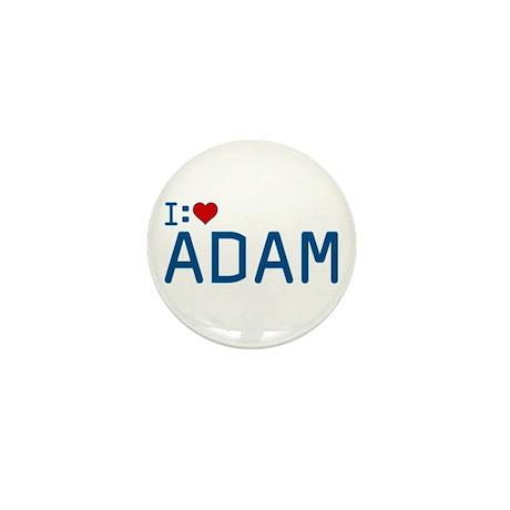 I Heart Adam Mini Button (100 pack)