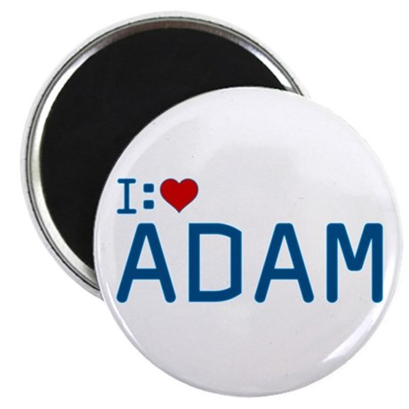 I Heart Adam Magnet