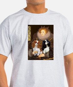 Queen / Two Cavaliers T-Shirt