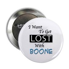 Get Lost With Boone Button