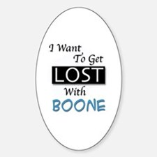 Get Lost With Boone Decal