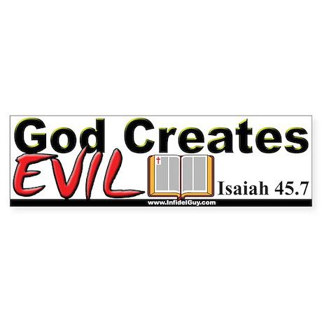 Isaiah 45:7