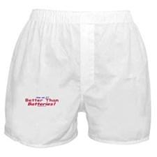 Better Than Batteries Boxer Shorts