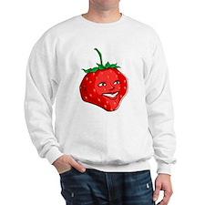 Unique Strawberries Sweatshirt