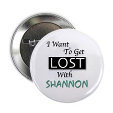 Get Lost With Shannon Button