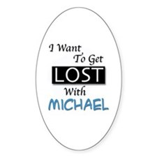Get Lost With Michael Decal