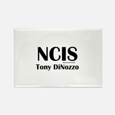 NCIS Tony DiNozzo Rectangle Magnet