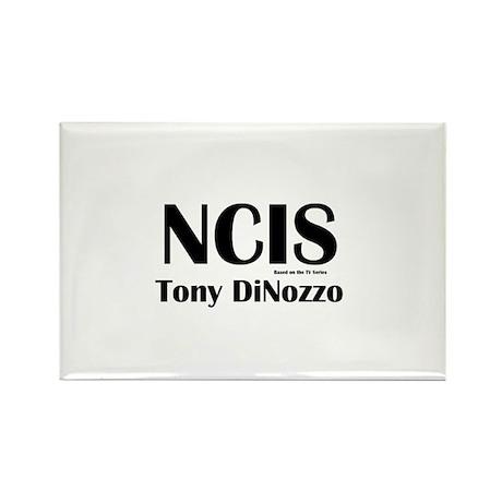 NCIS Tony DiNozzo Rectangle Magnet (100 pack)