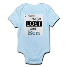 Get Lost With Ben Infant Bodysuit