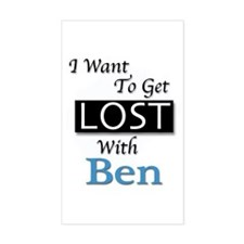 Get Lost With Ben Decal