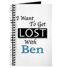 Get Lost With Ben Journal