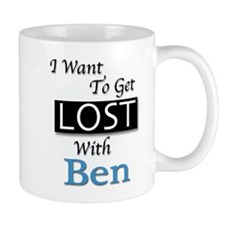 Get Lost With Ben Mug