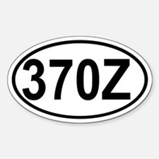 370Z Decal